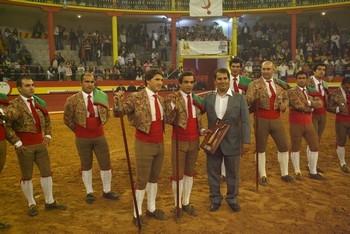 Noite de Grande Triunfo de Rui Fernandes e Amadores da Chamusca na Nazaré