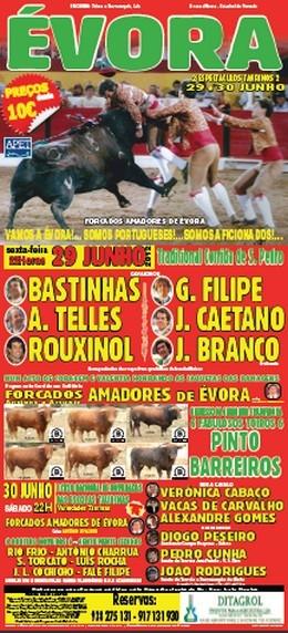Corrida de Toiros em Évora