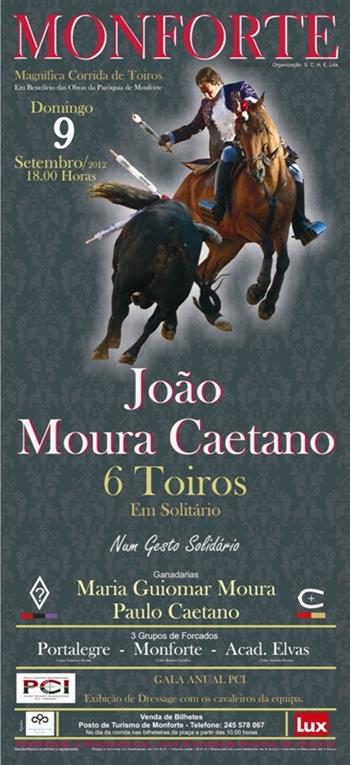 João Moura Caetano e Grande Ambiente em Monforte