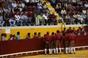 Imagens da Corrida de Toiros no Coliseu de Redondo dia 5 de Agosto