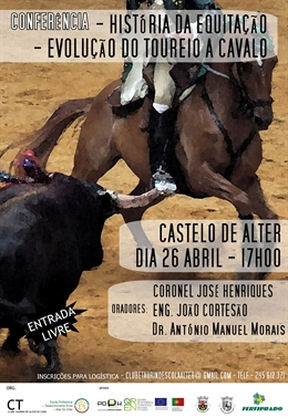 História da Equitação - Evolução do Toureio a Cavalo