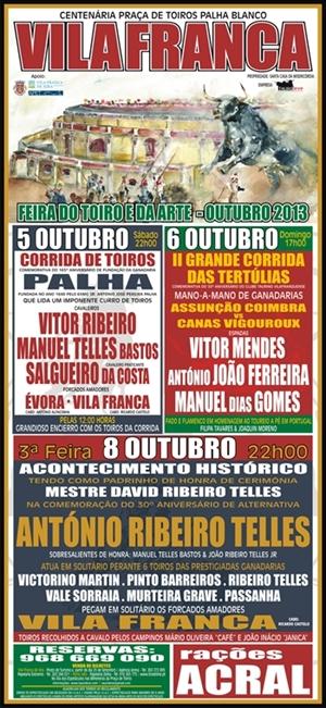Vila Franca, II Corrida das Tertúlias