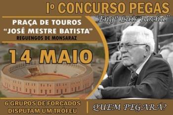 1º Concurso de Pegas Engº Luís Rocha em Reguengos de Monsaraz