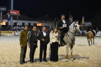 VIAJANTE  - Premiada pela Associação Portuguesa do Cavalo Luso-Árabe