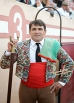 Nilton Milho será o novo cabo do Grupo de Forcados Amadores de Salvaterra de Magos