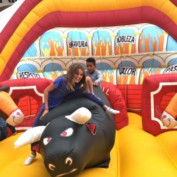 Bullfest - um festival também para os mais pequenos