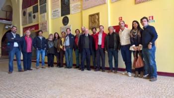 Associação de Tertúlias Tauromáquicas Portuguesas reuniu no Campo Pequeno