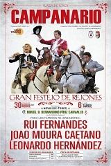 Rui Fernandes e Moura Caetano  amanhã em Campanario