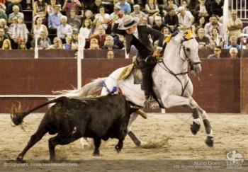 Corrida de touros em SÃO CRISTOVÃO