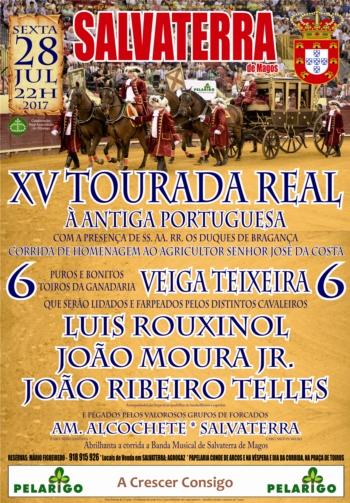 TOURADA REAL, dia 28, em Salvaterra de Magos