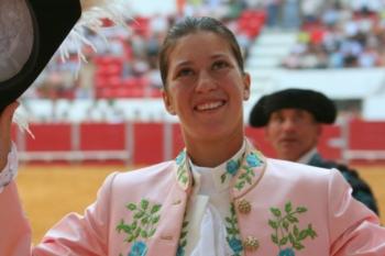O regresso às arenas portuguesas da cavaleira Ana Rita