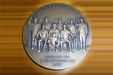 Medalha comemorativa das Bodas de Diamante do Grupo de Vila Franca à venda