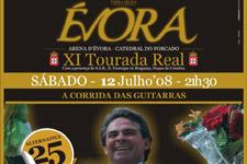 Évora, XI Tourada Real Já neste Sábado