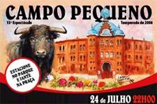 Campo Pequeno acolhe VIP's esta noite