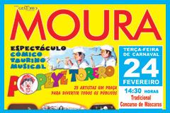 1º Espectáculo Tauromáquico em Moura - 2009