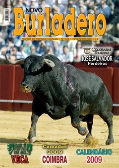 Revista Novo Burladero - N.º 243 - FEVEREIRO 2009