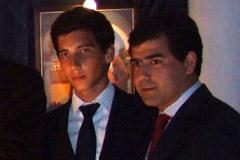 Paco Velásquez distinguido na Gala da Tertúlia
