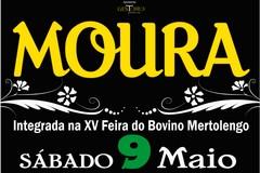 Cartel já definido para 9 de Maio em Moura