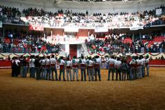 Galeria Fotográfica - 2ª Festa do Forcado - 11 de Abril de 2009