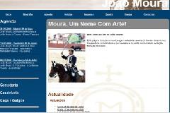 Website Oficial de João Moura publicado hoje!