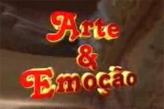 ART & EMOÇÃO - SINOPSE DO PROGRAMA 8