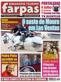 Farpas - edição 490 - 5ª feira, 11 de Junho 2009