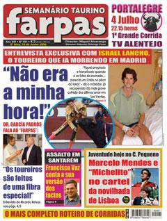 Farpas - edição 491 - 5ª feira, 18 de Junho 2009
