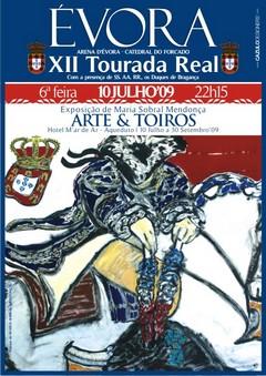 XII Tourada Real - Exposição Arte & Toiros