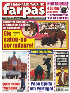 Farpas - edição 492 - 25 de Junho 2009