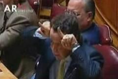 Será o ex-ministro Manuel Pinho um aficionado da Festa Brava?