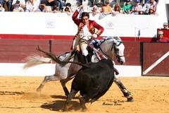 Marcelo Mendes triunfa na Feira de Valverde del Camino (Huelva)