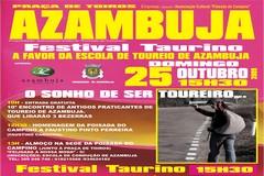 Festival Taurino em Azambuja dia 25 de Outubro