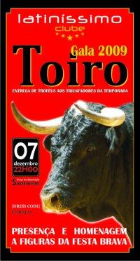 Gala Do Toiro - Latinissimo Clube