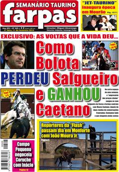 Farpas, edição 525 – 5ª feira, 11 de Fevereiro 2010