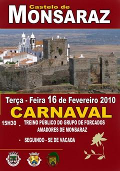Terça de Carnaval no Castelo de Monsaraz