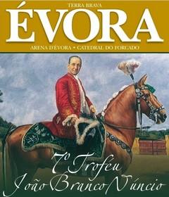 Troféu João Branco Núncio este ano em Évora