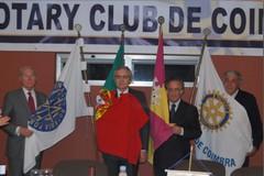 """Tauromaquia em destaque no """"Rotary Club de Coimbra"""""""