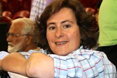 Burladero de Imprensa, hoje com Ana Batista