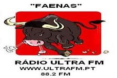 António Telles hoje no Programa Faenas na Ultra FM