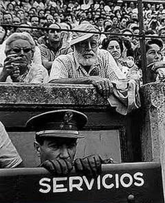 Ernest Hemingway, o escritor amante da Festa Brava