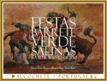 Primeira Corrida de Toiros das Festas do Barrete Verde e das Salinas