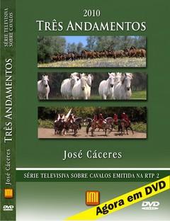 Três Andamentos 2010 em DVD