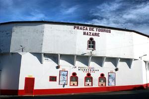 Campo Pequeno por três anos na Nazaré