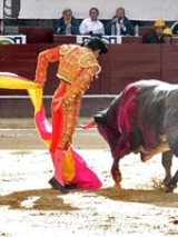 Regresso da Ganadaria Dolores Aguirre a Sevilha