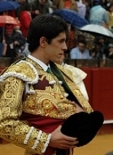 Primeiro grande triunfador de Santo Isidro Alejandro Talavante