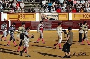 Primeira Corrida da Feira de São João em Badajoz