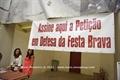 Imagens da Corrida das 100.000 Assinaturas em Santarém