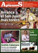 Aplausos Semanário Taurino de 21 de Junho de 2011