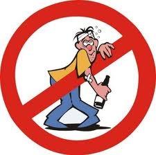 Se conduzir não beba!