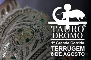 Os Vencedores de mais dois bilhetes sorteados para a 1ª Corrida Taurodromo.com são...